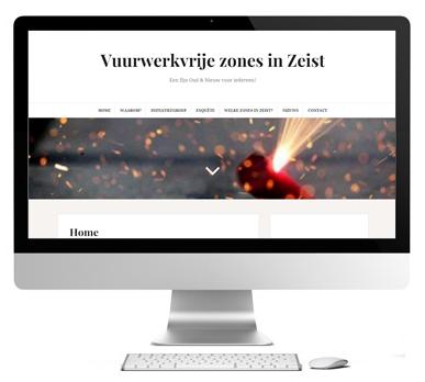 Projecten - Vuurwerkvrije zones in Zeist