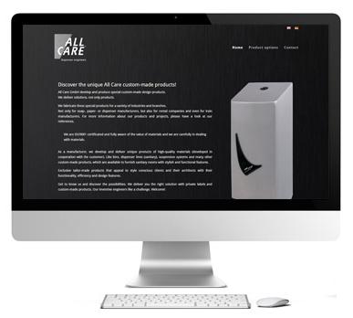 Projecten - All Care GmbH